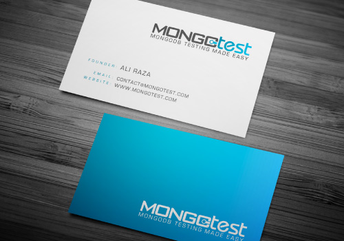 20 brilliant business card designers on designcrowd mongo test business card reheart Gallery