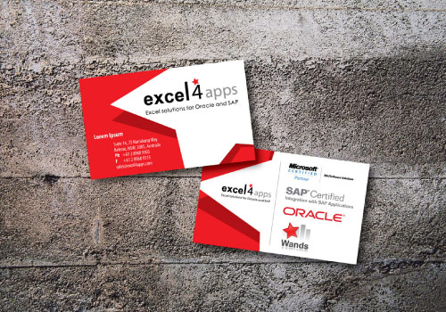 20 brilliant business card designers on designcrowd excel 4 apps business card reheart Images