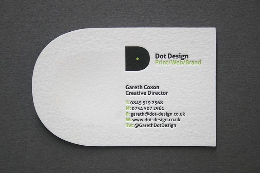 15 inspiring business card designs 12 business card design for dot design colourmoves