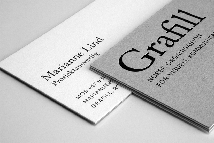 15 inspiring business card designs 1 business card design for grafill colourmoves