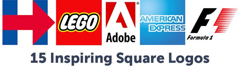 15 inspiring square logos