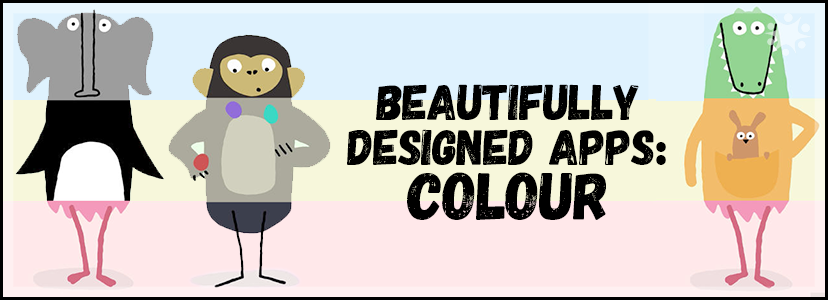Good Character Design Apps : Beautifully designed apps color