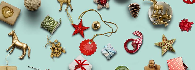 50 creative christmas logos to celebrate the festive season - Christmas Logos