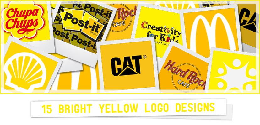 the power of color 15 bright yellow logo designs color 15 bright yellow logo designs