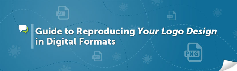 How To Reproduce Your Logo Design In Digital Format For