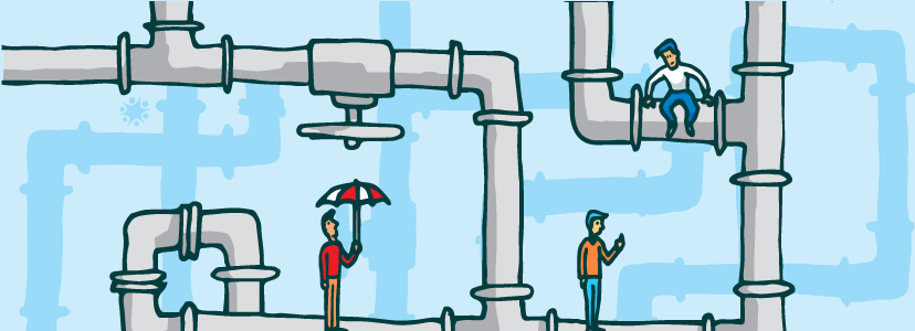 15 plumbing logo designs to mark hug a plumber day