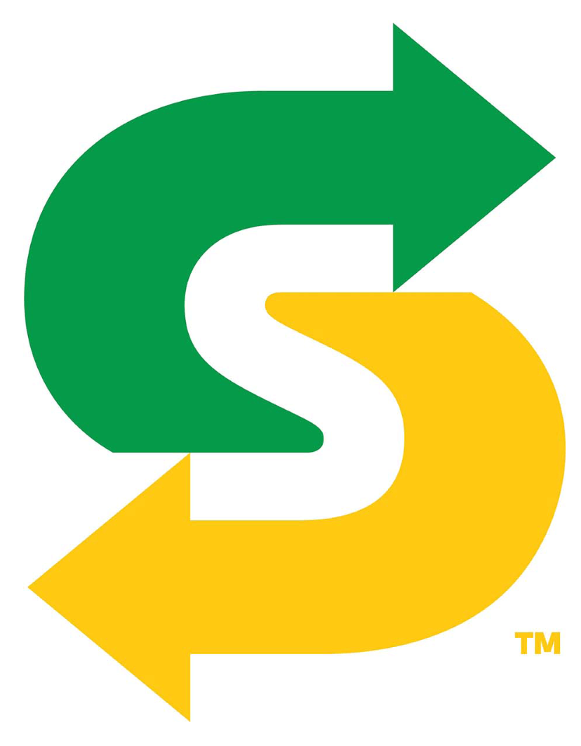 Subway launches new logo design for Best modern logos 2016