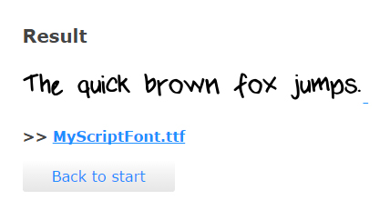 How To Turn Your Own Handwriting Into A Font In 8 Simple Steps