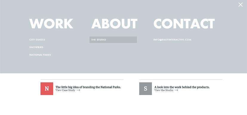 Navbar Design: How To Create A Great Navigation Menu Bar Design