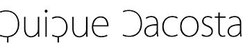 Design de Logo pour Quique Dacosta | Dénia, Espagne