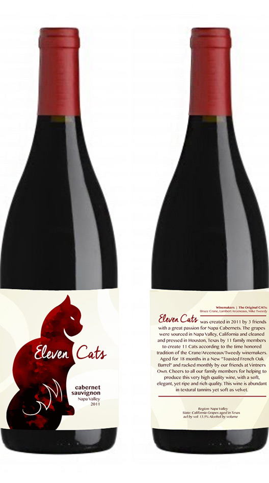 Why A Good Wine Label Design Makes You Pick Up A Bottle