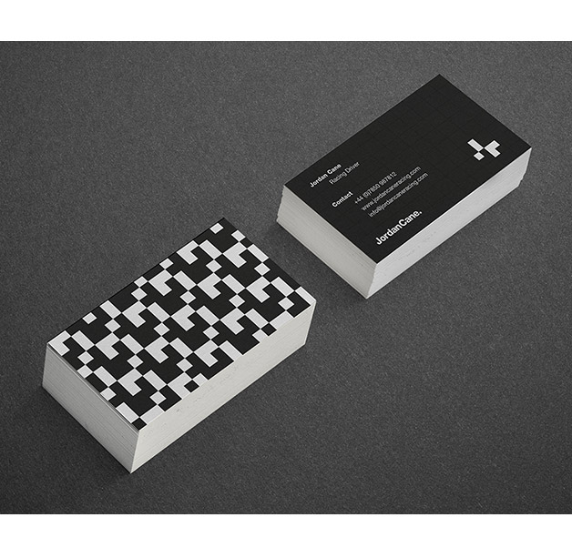 15 Examples of Black and White Print Designs that Work