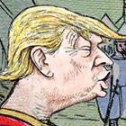 Donald Trump Hijacks Iconic Historical Moments