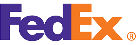 Logo for FedEx