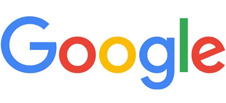 Google's logo design