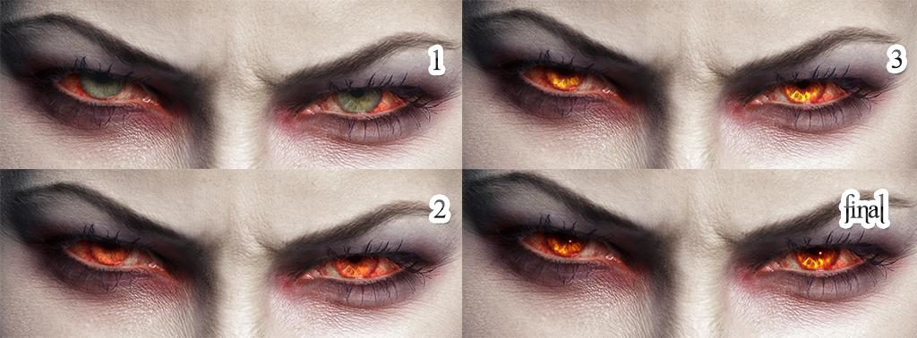 Bite Me - A Vampire Photoshop Tutorial