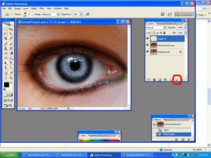 Create a Devil eye Photoshop tutorial