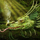 Turn An Illustration Into A Realistic Looking Dragon