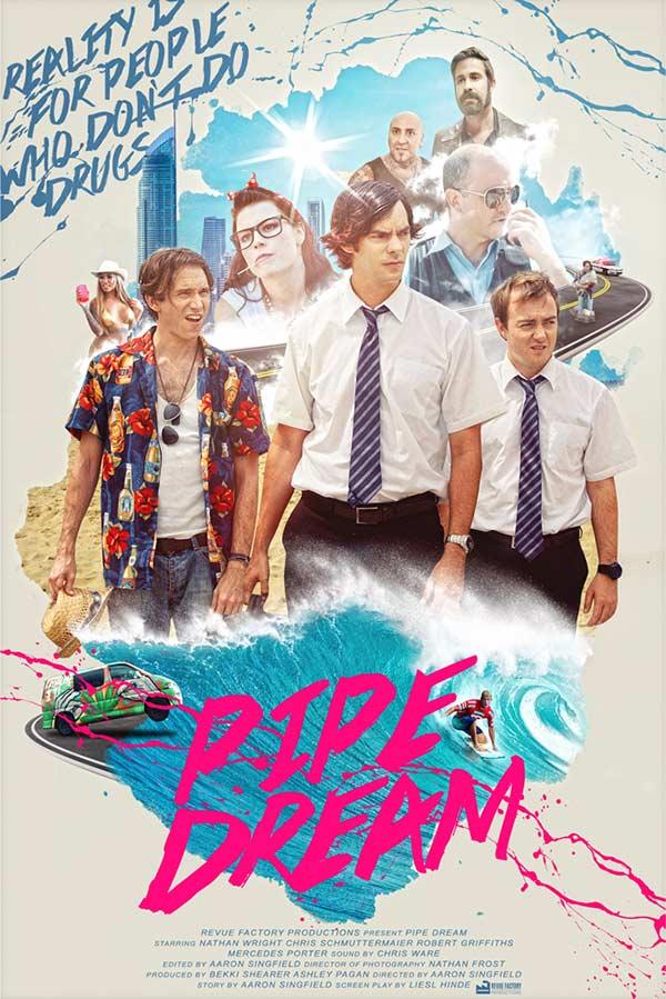 Comedy Movie Poster Design By Jagstar