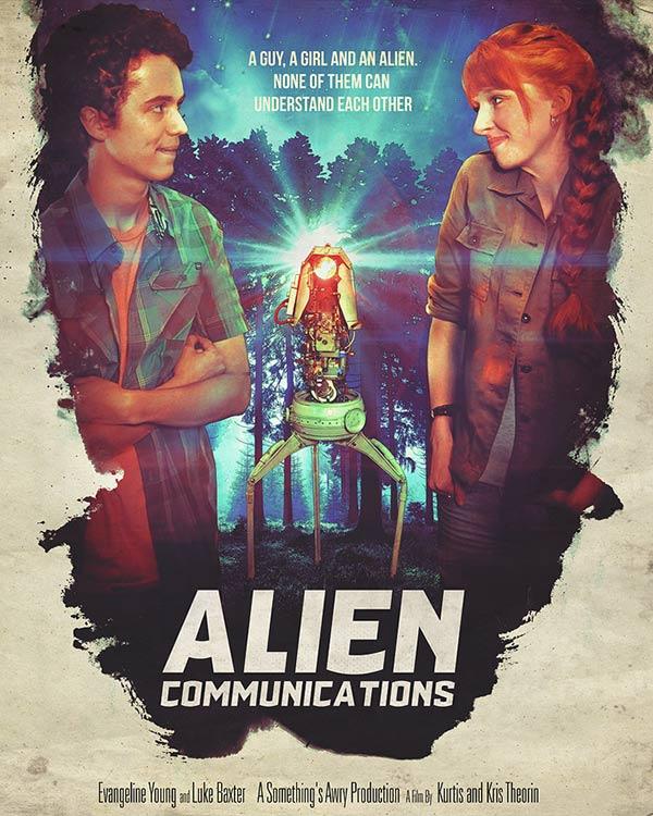 Comedy Movie Poster Design By Joerchw