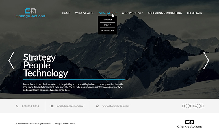 Age Responsive Design by Abdul Haseeb