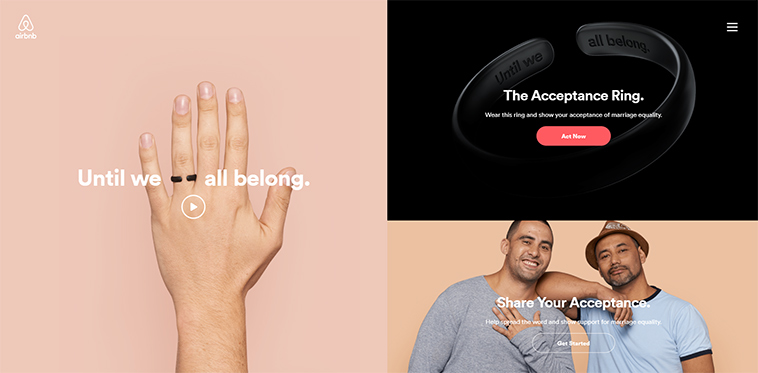 The Acceptance Ring Airbnb