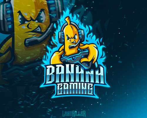 80 Gaming Logos For Esports Teams And Gamers
