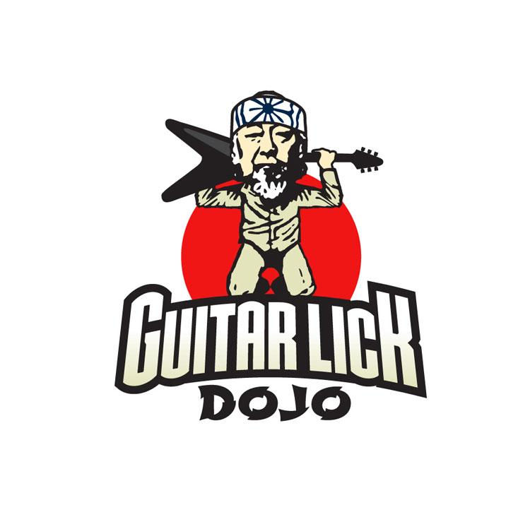 Design de Logo de Guitare par Bucktornado