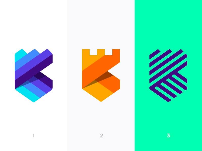 50 Castle Logo Design Ideas To Delight You