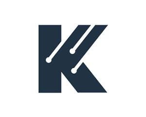51 Stunning Letter K Logo Ideas