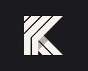 51 Stunning Letter K Logo Design Ideas