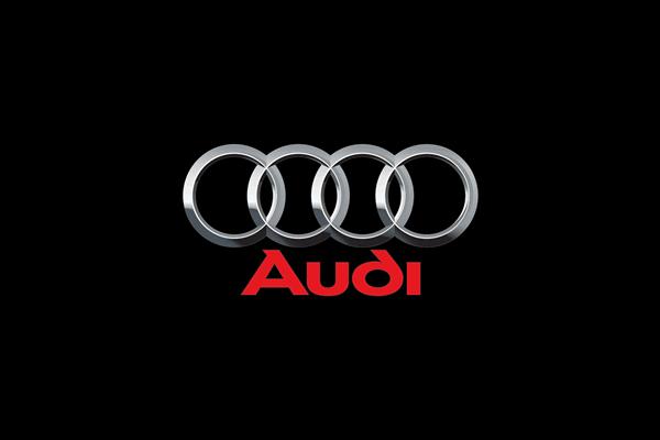 Famous Circle Logos - Audi circle