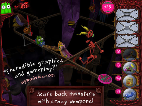 App Design: Top 15 Halloween/Zombie iPad games for 2013