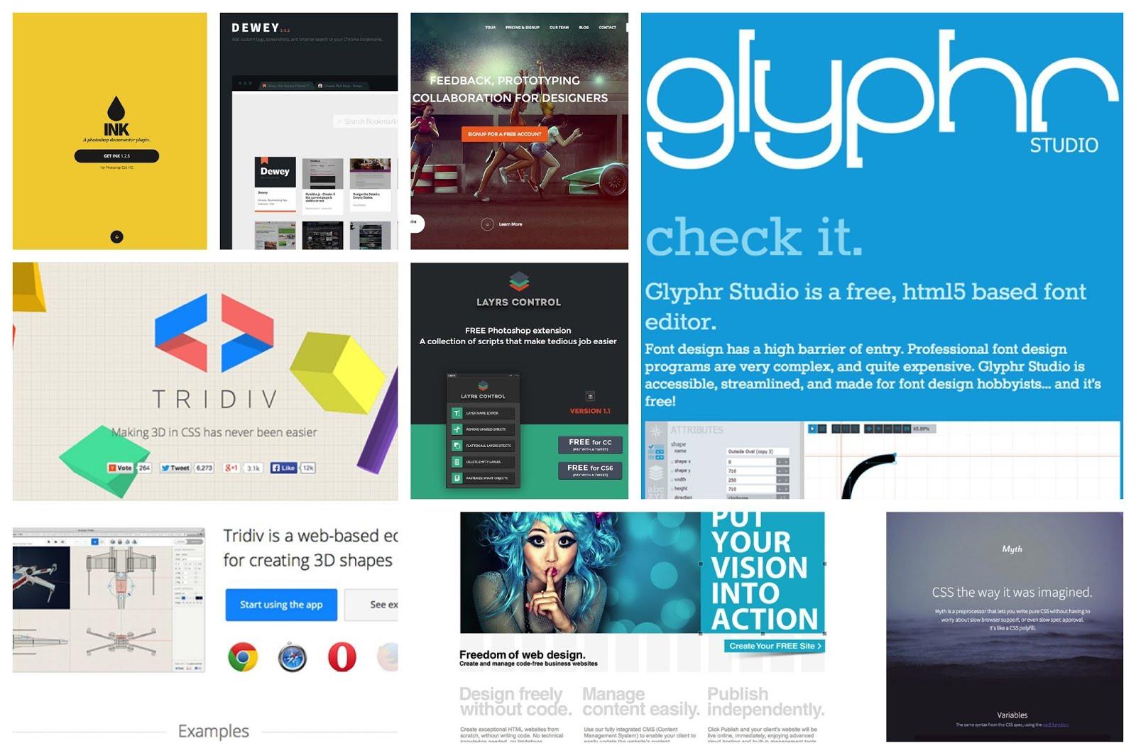 12 Tools For The Modern Web Designer And Diy Web Entrepreneur