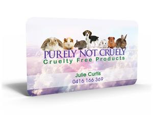 Owner, Purely Not Cruely, Australia